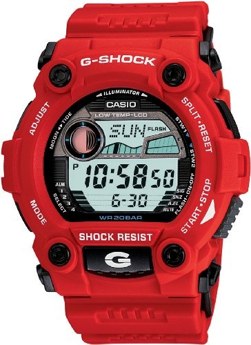 973aeab23fc0 Qoo10 - Casio G-Shock Rescue Concept Casual Digital Watch   Watch   Jewelry
