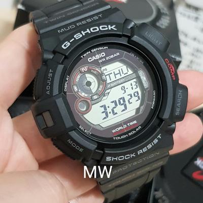 5df669b414d8 Qoo10 - Casio G-shock Black Mudman Twin Sensor G9300 G-9300 G-9300-1D    Watch   Jewelry