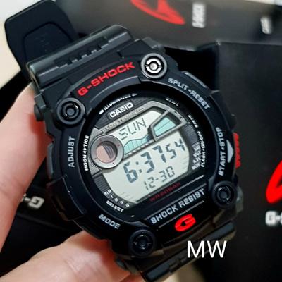 e4b72140f899 Qoo10 - Casio G-Shock G-7900-1 G-Rescue Men s Digital Black Resin Watch G- 7900...   Watch   Jewelry
