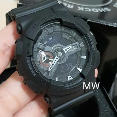 Qoo10 - CASIO G-SHOCK TOUGH BODY GA110MB-1A GA-110-1BDR BLACK LARGE CASE  Watch...   Watch   Jewelry 85b11065d