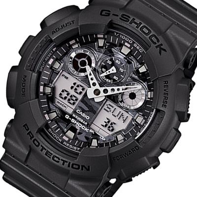 Qoo10 -  HOT DEAL!!  Casio G-Shock GA-100CF-8A Mens Watch Analog ... 3d3ec5d319f1