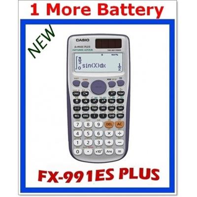 how to use scientific calculator casio fx 991es
