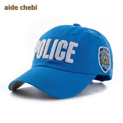Qoo10 - casquette the new kids cotton police baseball caps boys dad hat  girls ...   Fashion Accessor. 8471f6a7d1e