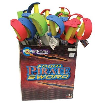 (Castle Toy) Foam Pirate Sword-