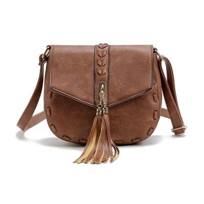 Casual Shoulder Bags Women Small Messenger Las Handbag With Tassel Female Crossbody Bag Sadd