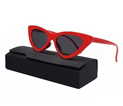 c80d97d24b Qoo10 - Cat Eye Sunglasses for Women Clout Goggles Retro Vintage Mod Style  Sun...   Men s Bags   Sho.