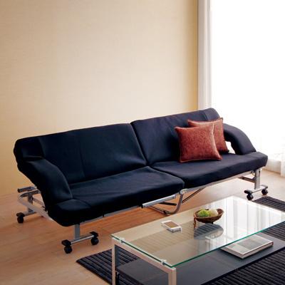 [CC]Iris Folding Sofa Bed OTB SF/foldable Bed/bedframe/