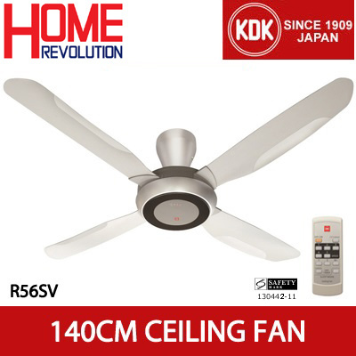 Qoo10 ceiling fan kdk r56sv 140cm super deluxe ceiling fan ceiling fan kdk r56sv 140cm super deluxe ceiling fan with 1f mozeypictures Images