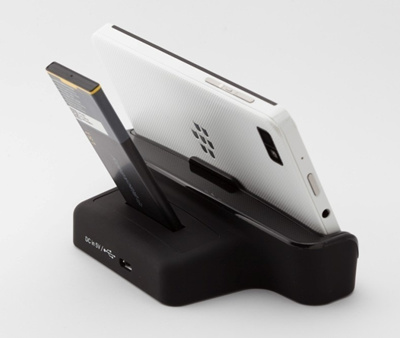 Charging Dock with Battery (2 in 1)for Blackberry Z10 11676