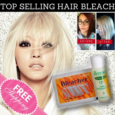 Best Hair Bleach Permanent