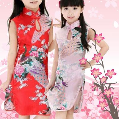 qoo10 cheongsam anak cny chinese dress cheongsam qibao