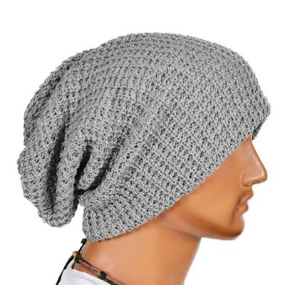 200c911d258 Qoo10 - Chic Men Women Warm Winter Knit Ski Beanies Skull Bandana Slouchy  Over...   Fashion Accessor.