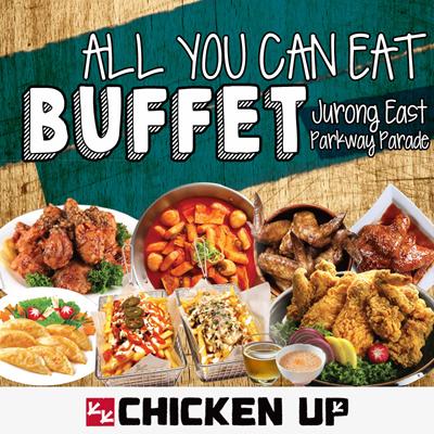 Qoo10 - Buffet $13 90 : Restaurant & Cafe
