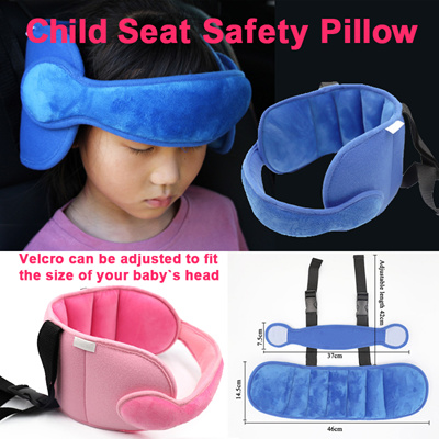 New Car Seat Head Supports Child Head Fixed Sleeping Pillow Kid Neck Protection Other Baby Gear Baby Gear