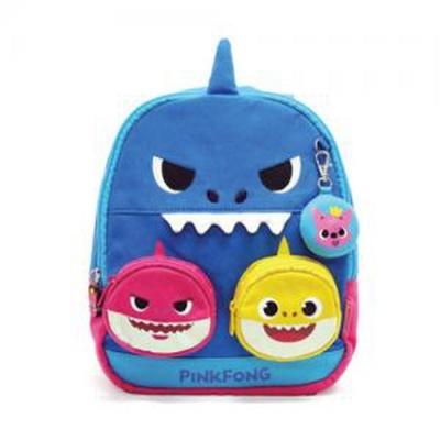 Qoo10 - Children' s toddler bag Shark family