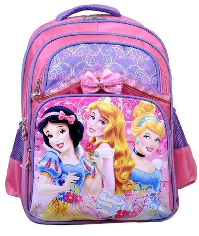 Qoo10 - Children Bag School Bag Toy Bag Girls princess school bags  Good  qual...   Toys 6b70948682c1