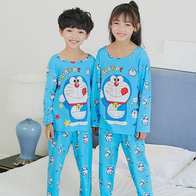 9c1a16761f7c Qoo10 - Children Cloth autumn Nightwear Girls Baby Pajamas Cotton Princess  Nig...   Kids Fashion