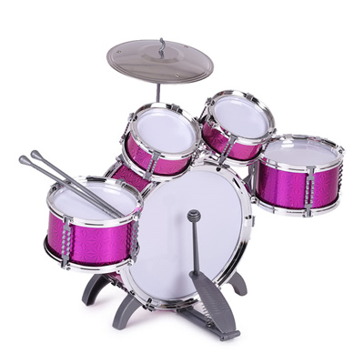 Qoo10 Musical Drum Set Toys