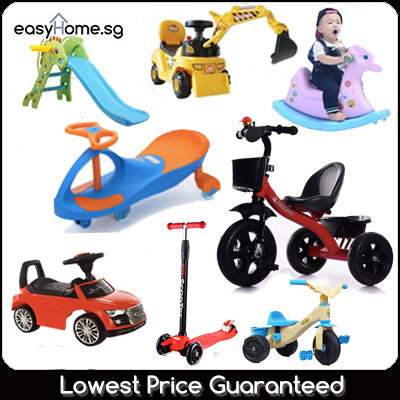 Qoo10 children kids scooter tricycle sport car for Scooter rocking horse