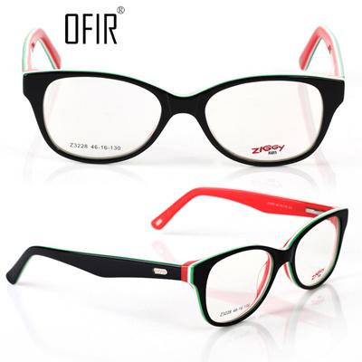 Qoo10 - Children Optical Glasses Frames Boys Girls Colorful Eyeglass ...