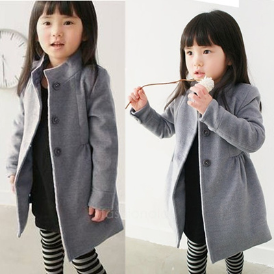 8e818151d Qoo10 - Children s Clothing Girls Winter Coat Kid Jacket Thick Warm ...