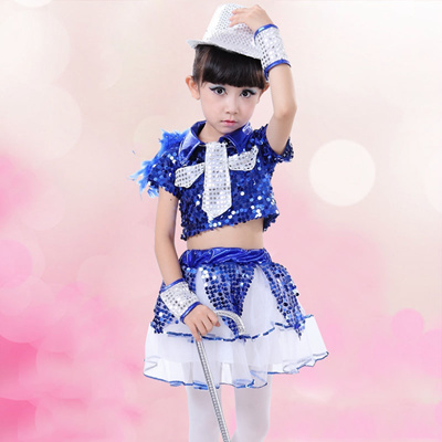 5ed97d70483f Qoo10 - Children s Day jazz dance costume Jazz dancing of the child ...