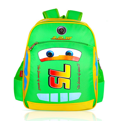 Children School Bags Cartoon Car Backpack Baby Toddler Kids Book Bag  Kindergarten Rucksacks 4bacb70e6de6b