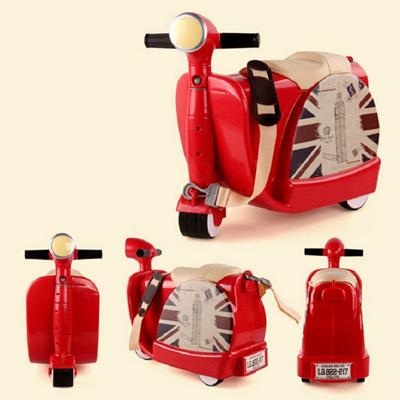 Children Travel locker handbag Outdoor boy girl baby Toy box luggage  suitcase Pull rod box Can