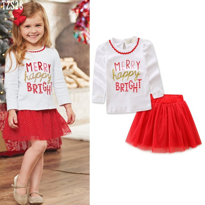 childrens christmas clothing baby girls dress autumn 2017 brand kids dresses for girls clothes - Christmas Clothes For Kids