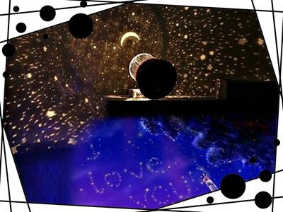 CHILDRENS STAR MASTER NIGHT LIGHT SKY LED PROJECTOR MOOD LAMP KIDS BEDROOM