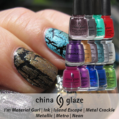 Qoo10 - CHINA GLAZE : Bath & Body
