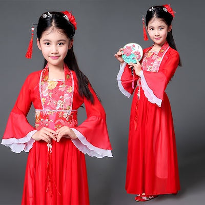 26bcc4921 Qoo10 - HAN FU dress : Kids Fashion