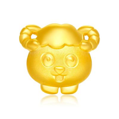 Qoo10 Chow Tai Fook 999 Liontin Emas Murni Zodiak Cina Q 版