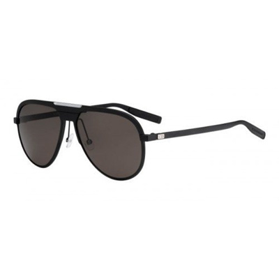 d20f78020be Qoo10 - Christian Dior AL 13.6 S Sunglasses Matte Black   Brown Gray    Fashion Accessories