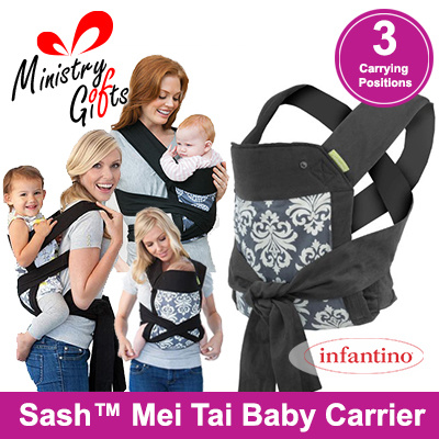 Infantino Christmas Gift Infantino Sash Mei Tai Baby Carrier Authentic Imported From Usa Ministryofgifts