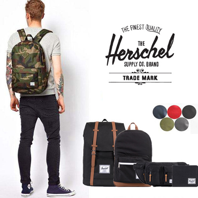 100%Authentic Herschel Supply.Co❤Little America Retreat Settlement Classic  Heritage Dawson Backpack 06304b1408fa8