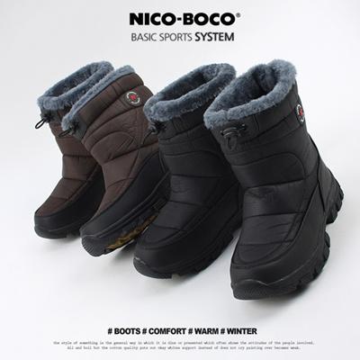 53c8a97235ce Qoo10 - Warm Winter Boots   Men s Bags   Shoes