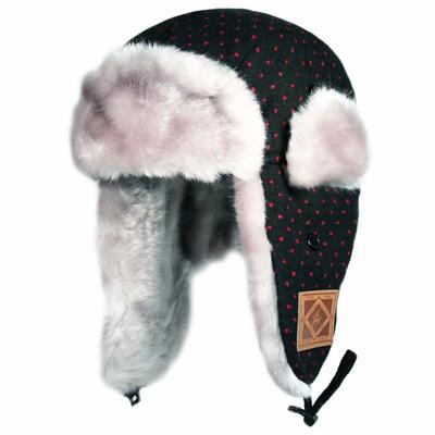 Qoo10 - City Hunter W300 Premium Wool Solid Trapper Hats - Multi Colors    Fashion Accessories d7177a2600a5
