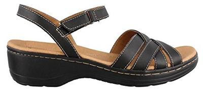 9158c696f54b Qoo10 - Clarks Womens Hayla Pier Dress Sandal   Shoes