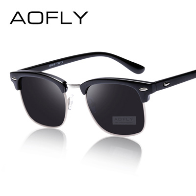 05249440f3 Qoo10 - CLASSIC Half Metal Sunglasses Men Women Brand Designer Glasses G15  Coa...   Fashion Accessor.