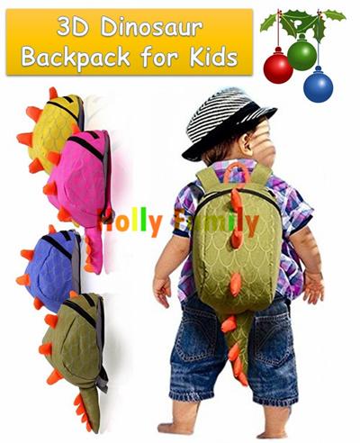 e59981a29abd  Clearance  3D Dinosaur Backpack Kids Fashion Bag Children School Bag for 3