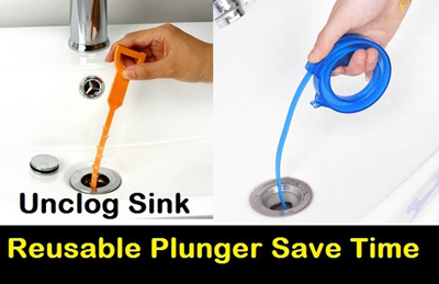 Beauty Boutique Clogged Kitchen Sink Plunger Hygiene Unclog Drain Pipe Sink Expert To Remove Clog