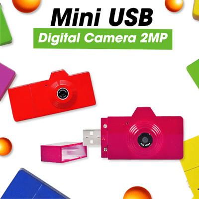 cMini USB Digital Camera 2MP