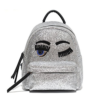 Qoo10 - (CMK Trendy Kids) CMK Trendy Kids Glitter Eyes Mini Backpack Purse  for...   Kids Fashion 328d6f16a0b0c