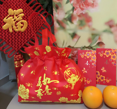 Qoo10 - CNY / Chinese New Year Gift Wrapping / Festive ...