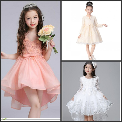 be9d6f1d6 Qoo10 - wedding dress   Kids Fashion