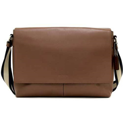 b924e91469ae Bag Mens Shoulder COACH Outlet Charles Smooth Leather Messenger Men s    Shoulder Bag F54792 CWH n