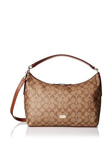 (Coach) Coach East West Celeste Women s Hobo Handbag Bag F34899 (Color f9b76ec107