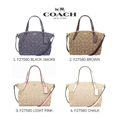 b36ac26e0b294 Qoo10 - COACH signature Kelsey Satchel leather bag shoulder bag Ladys  handbag ... : Bag & Wallet