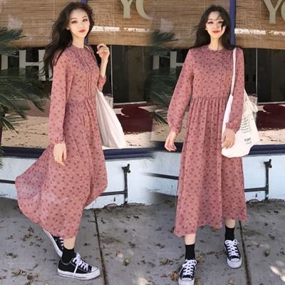 Qoo10 Coco Blanc Vanessa Flower Long Dress Korean Women Fashion
